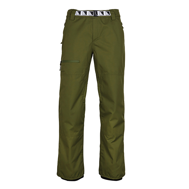 Штаны 686 Durable Double Knee Pant (Fatigue) 3