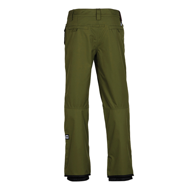Штаны 686 Durable Double Knee Pant (Fatigue) 2