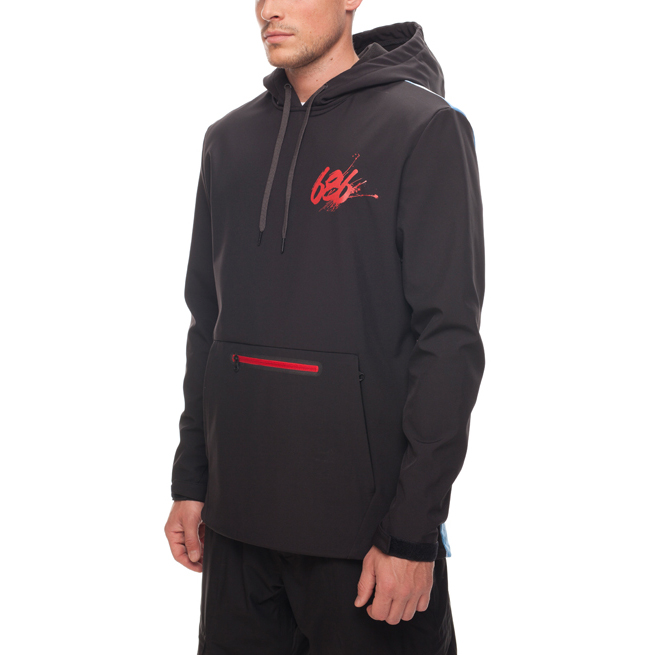 Толстовка 686 ACE Waterproof Hoody (Meggs) 1