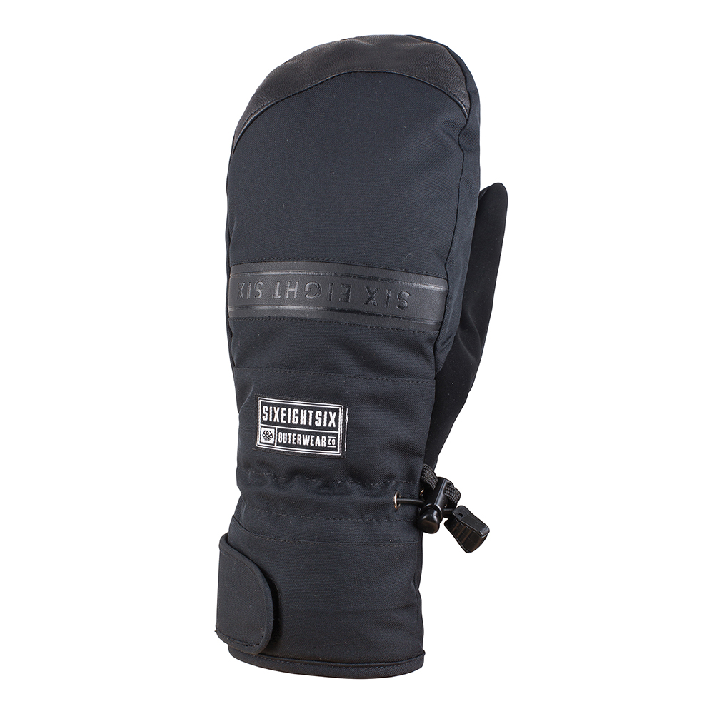 Варежки 686 Recon infiLOFT Mitt (Black) 0