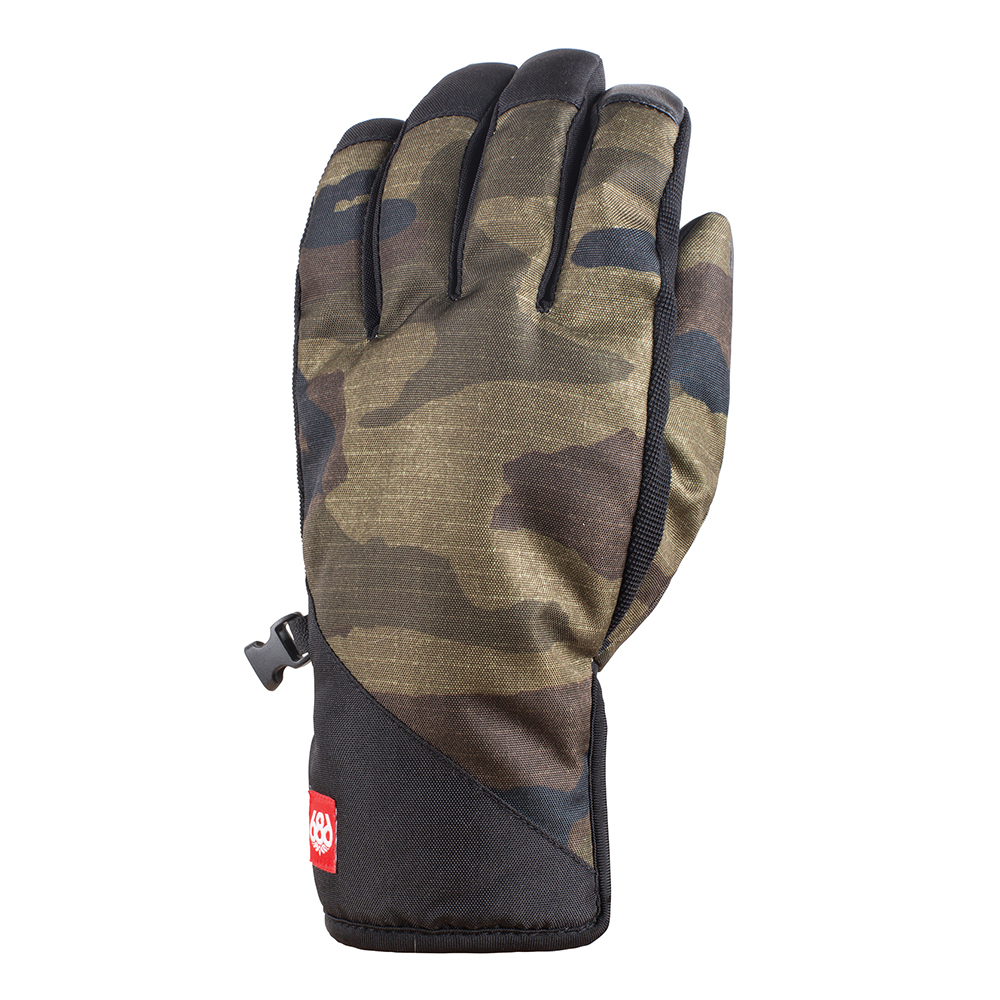 Перчатки 686 Ruckus Pipe Glove (Fatigue Camo Print) 0