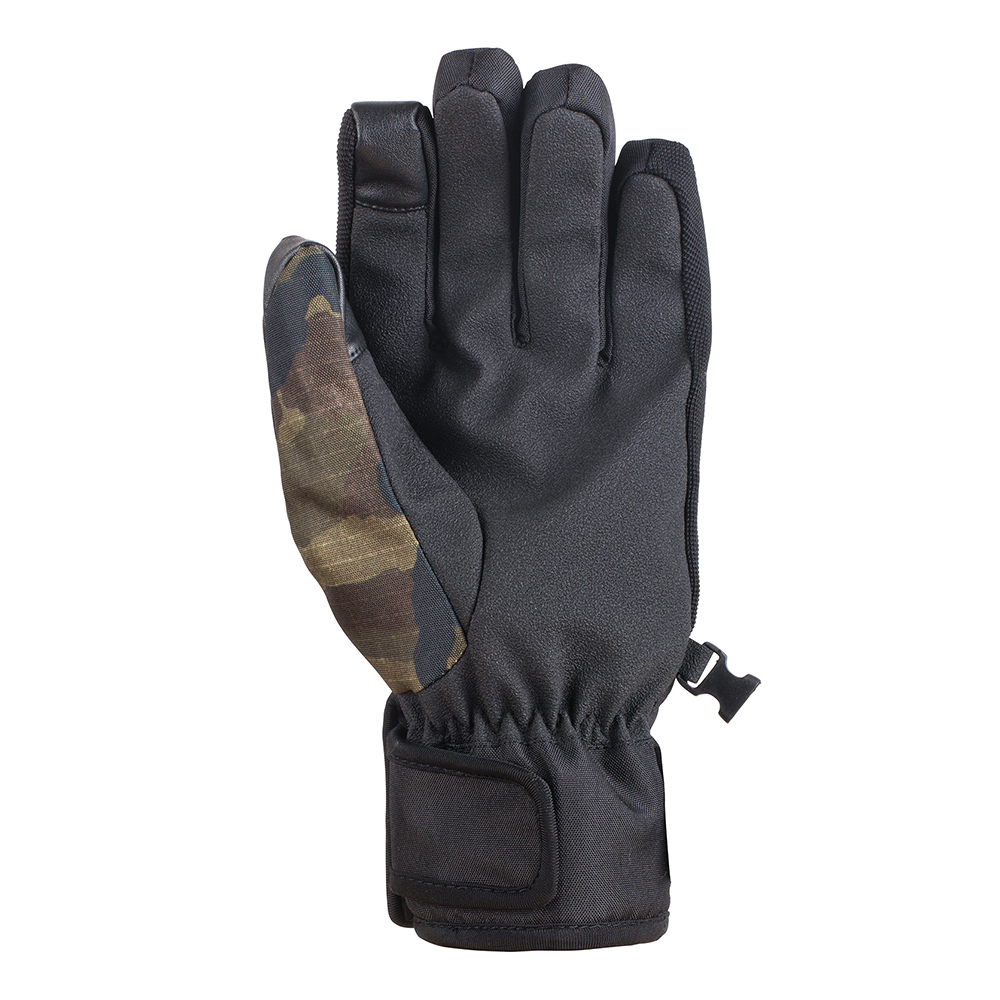 Перчатки 686 Ruckus Pipe Glove (Fatigue Camo Print) 1