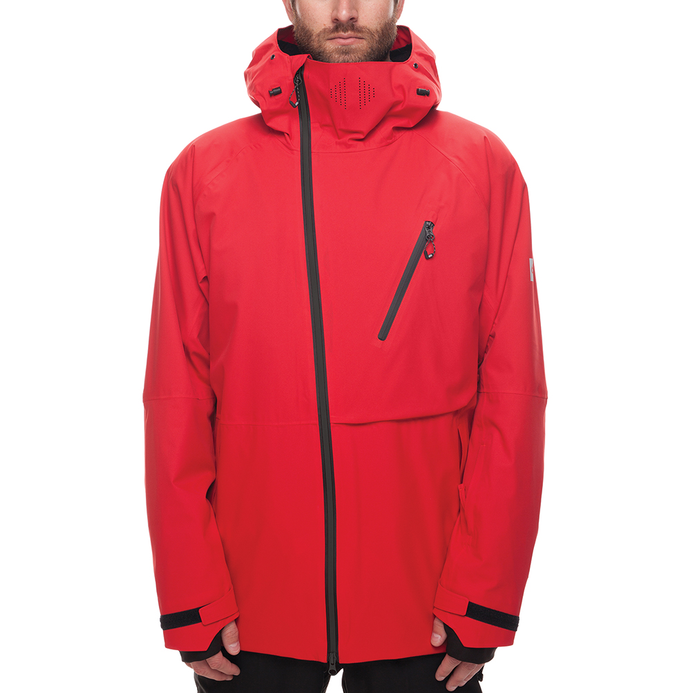 Куртка 686 GLCR Hydra Thermagraph JACKET (Red Twill) 0