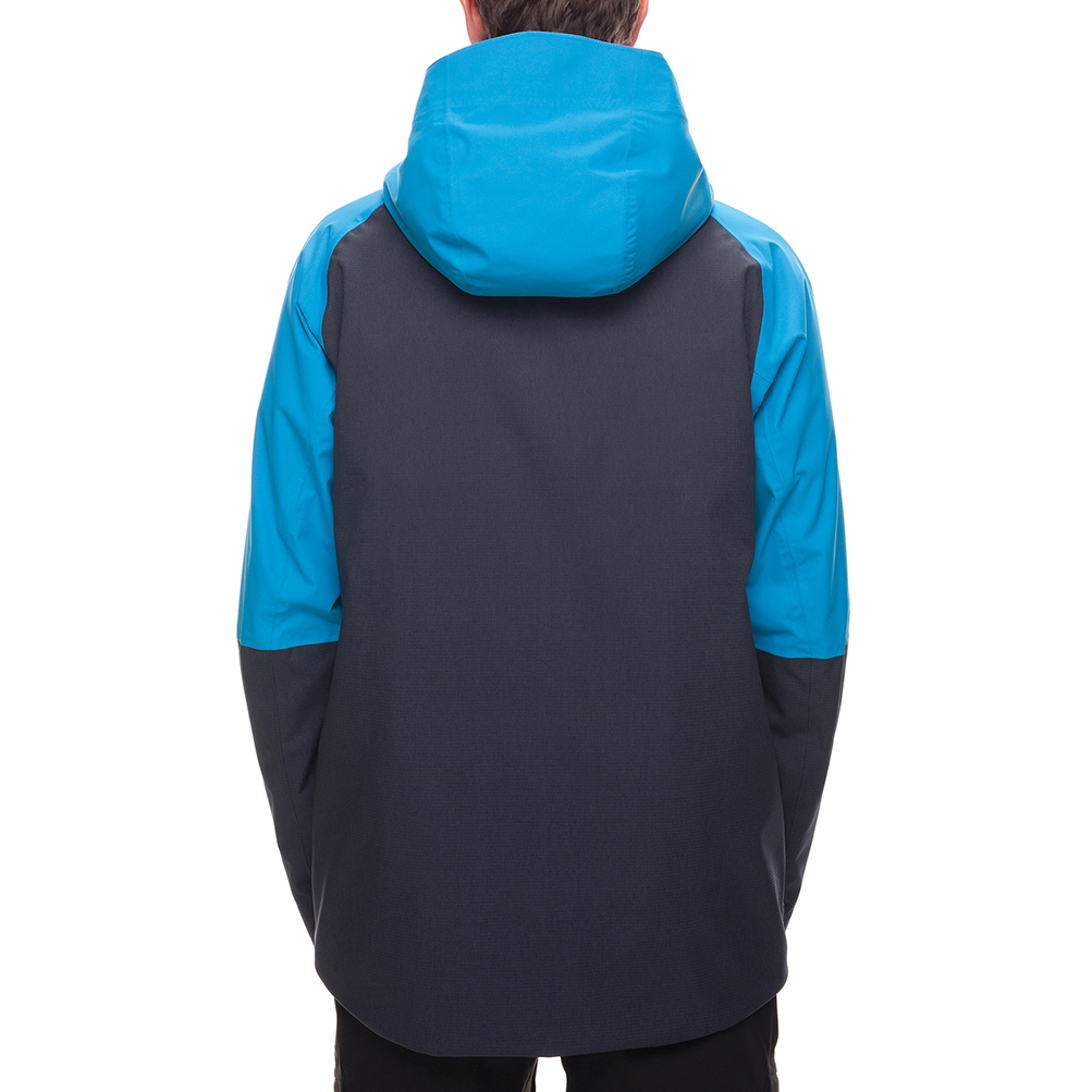 Куртка 686 GLCR Hydra Thermagraph JACKET (Blue Bird Twill Clrblk) 6