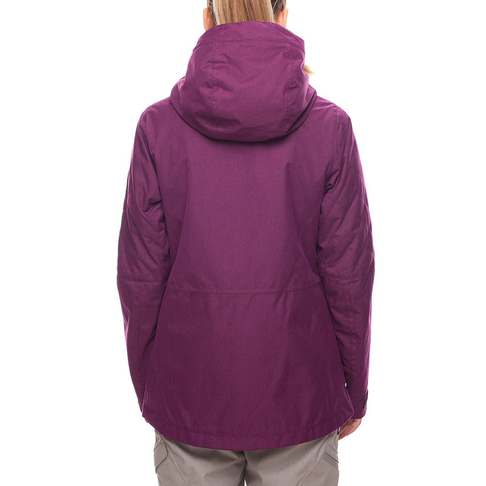Куртка 686 Smarty 3-in-1 Aries Jacket (Fuchsia Melange) 1