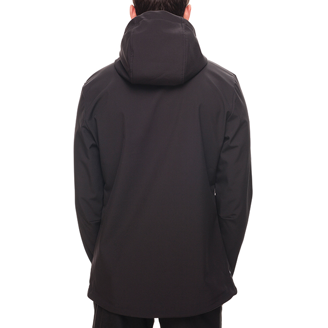 Толстовка 686 ACE Waterproof Hoody (Black) 1