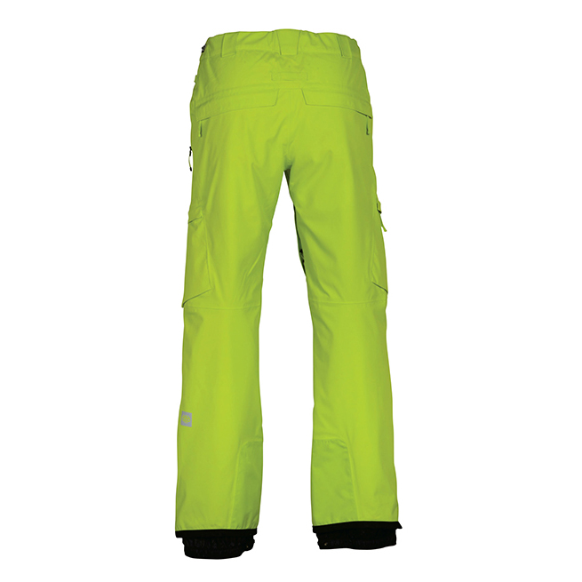 Штаны 686 GLCR Quantum Thermagraph Pant (Lime Twill) 3