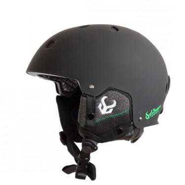 Защитный шлем DEMON Factor Helmet w.Audio (Black) 0