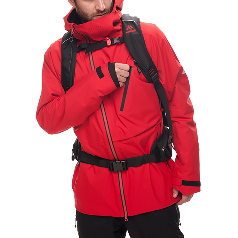 Куртка 686 GLCR Hydra Thermagraph JACKET (Red Twill) 6