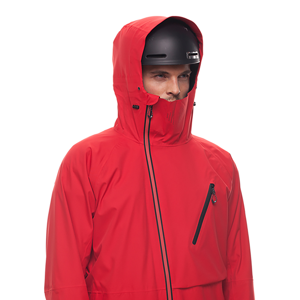 Куртка 686 GLCR Hydra Thermagraph JACKET (Red Twill) 7
