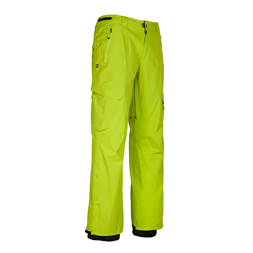 Штаны 686 GLCR Quantum Thermagraph Pant (Lime Twill) 0