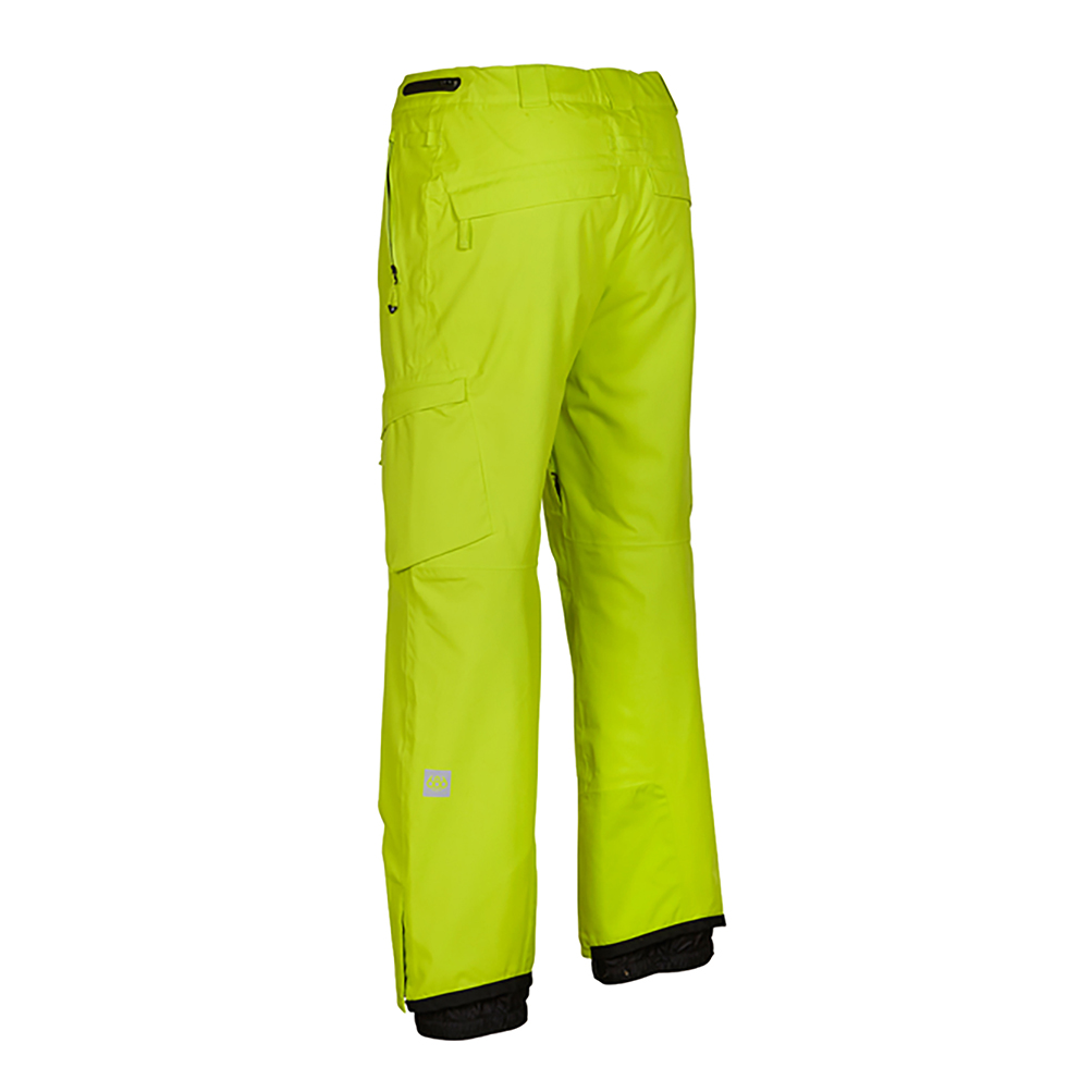 Штаны 686 GLCR Quantum Thermagraph Pant (Lime Twill) 1