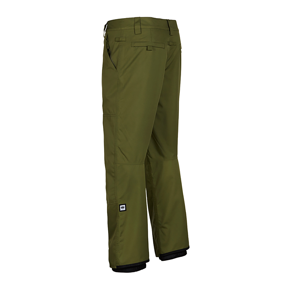 Штаны 686 Durable Double Knee Pant (Fatigue) 1