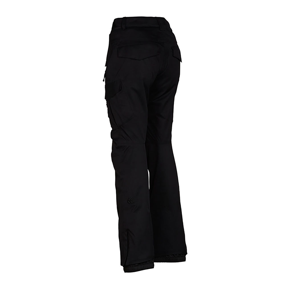 Штаны 686 Smarty 3-in-1 Cargo Pant (Black) 2