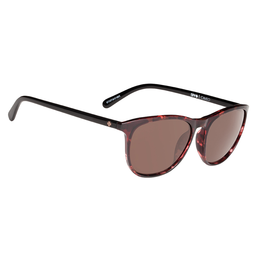 Очки SPY CAMEO Alana Red Tort/Black - Happy Bronze 0