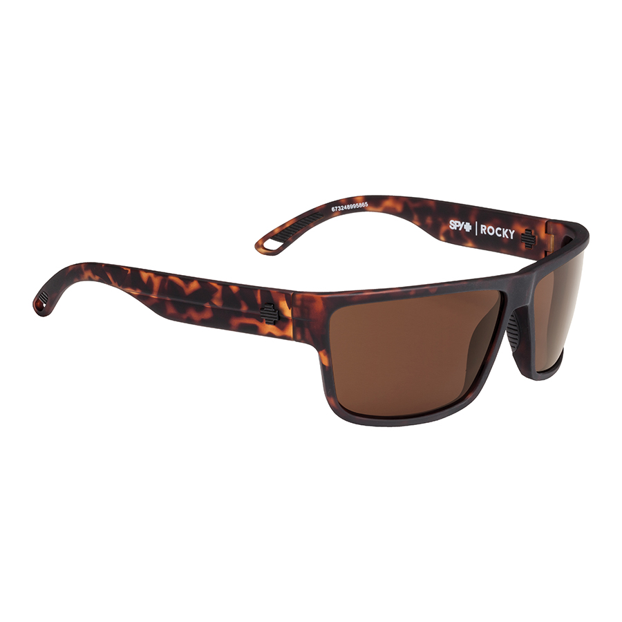 Солнцезащитные очки SPY Rocky Matte Camo Tort - Happy Bronze 5