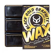 Парафин Demon Black Gold Graphite Wax  0