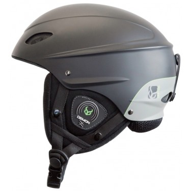 Защитный шлем DEMON Phantom Helmet w.Audio (Black) 0